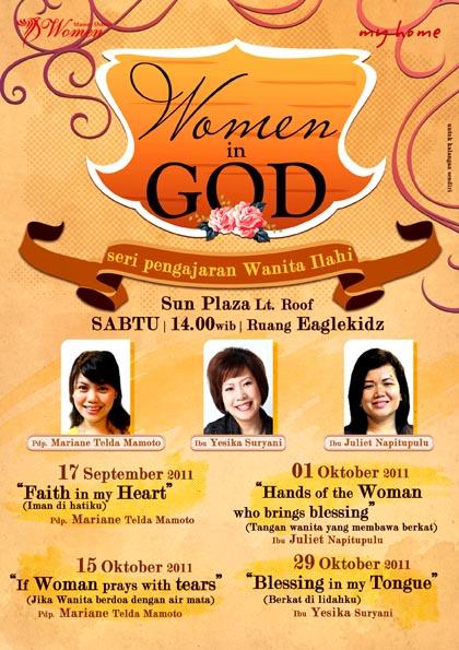 Seri Pengajaran Wanita Ilahi